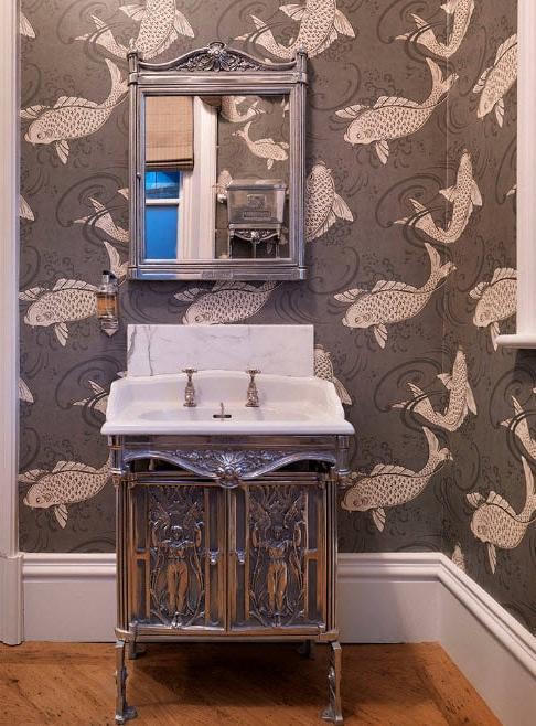 inexpensive rustic bathroom vanities