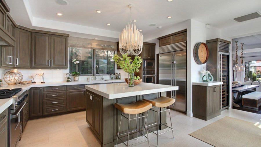 kitchen island chandeliers
