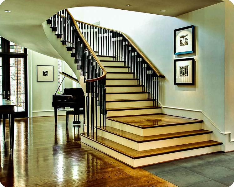 laminate staircase ideas