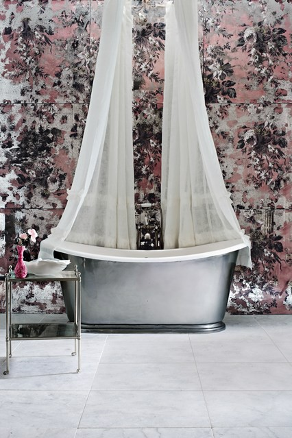 traditional bathroom mirror ideas