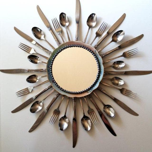unique diy mirror ideas