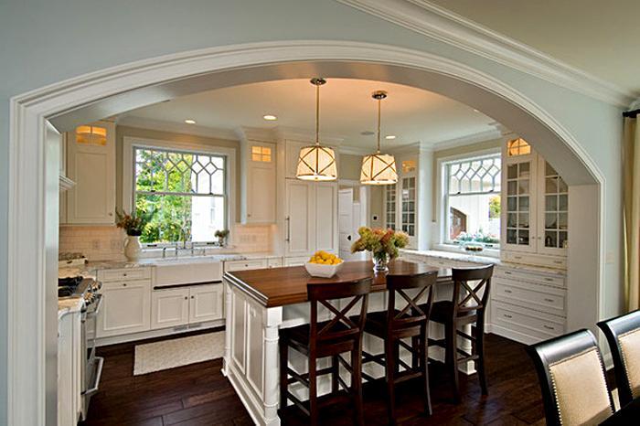 unique kitchen island lighting