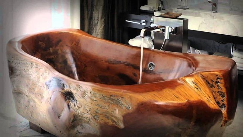 wood bathroom vanities sink