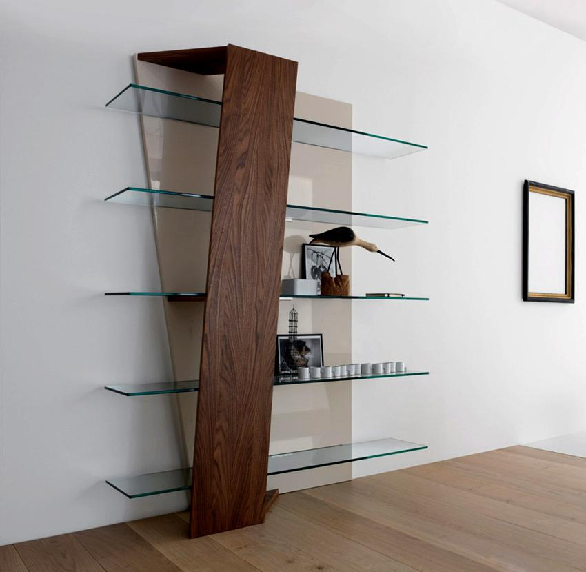 height strength glass shelves