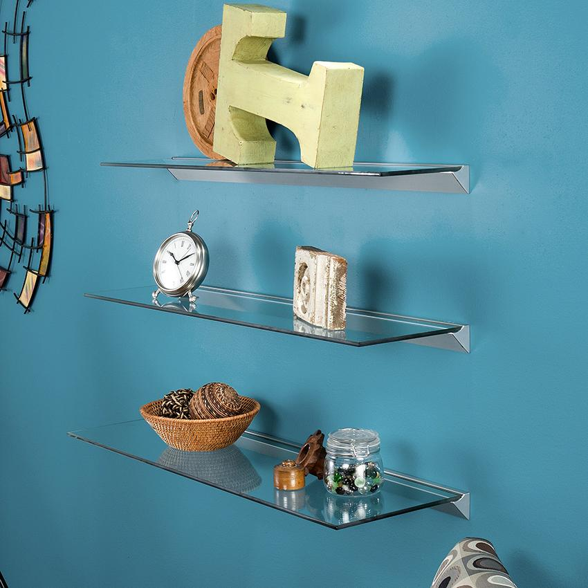 mount holders for glass shelves