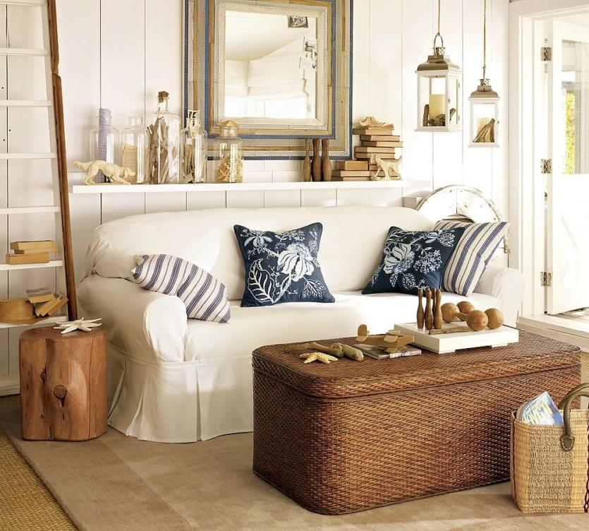 Rustick Wicker Furniture For Living Room