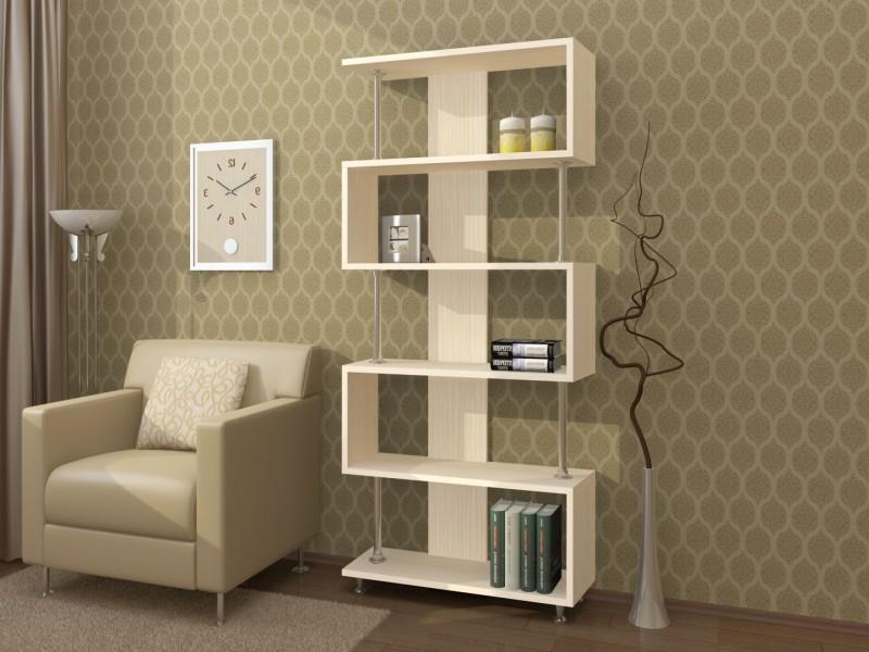 Unique wall shelving designs