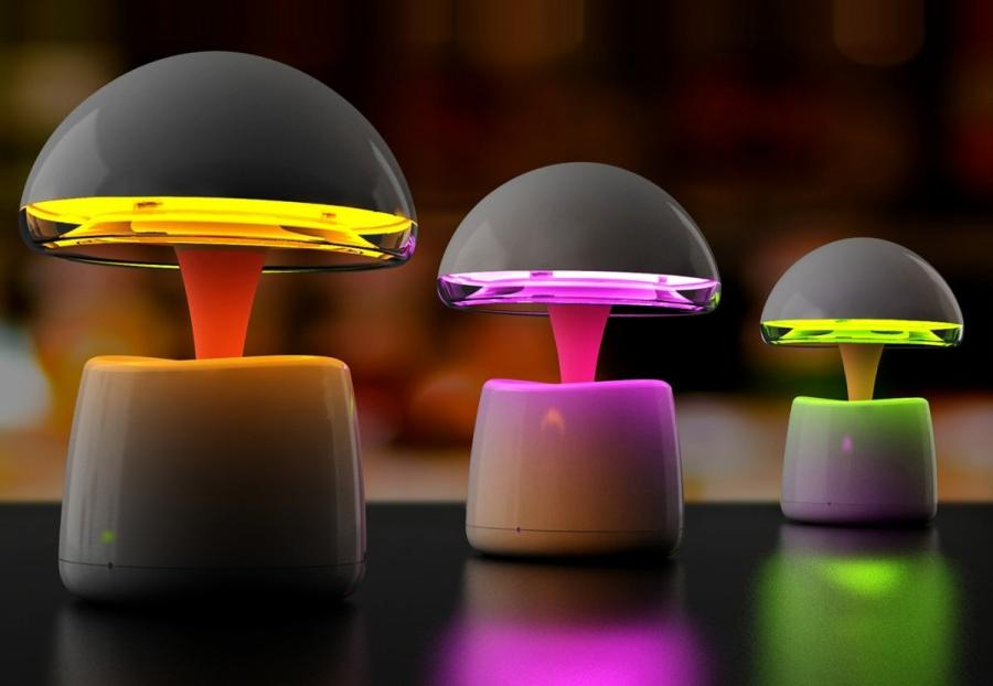 cordless standing lamps