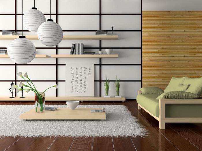 cozy wall shelving designs