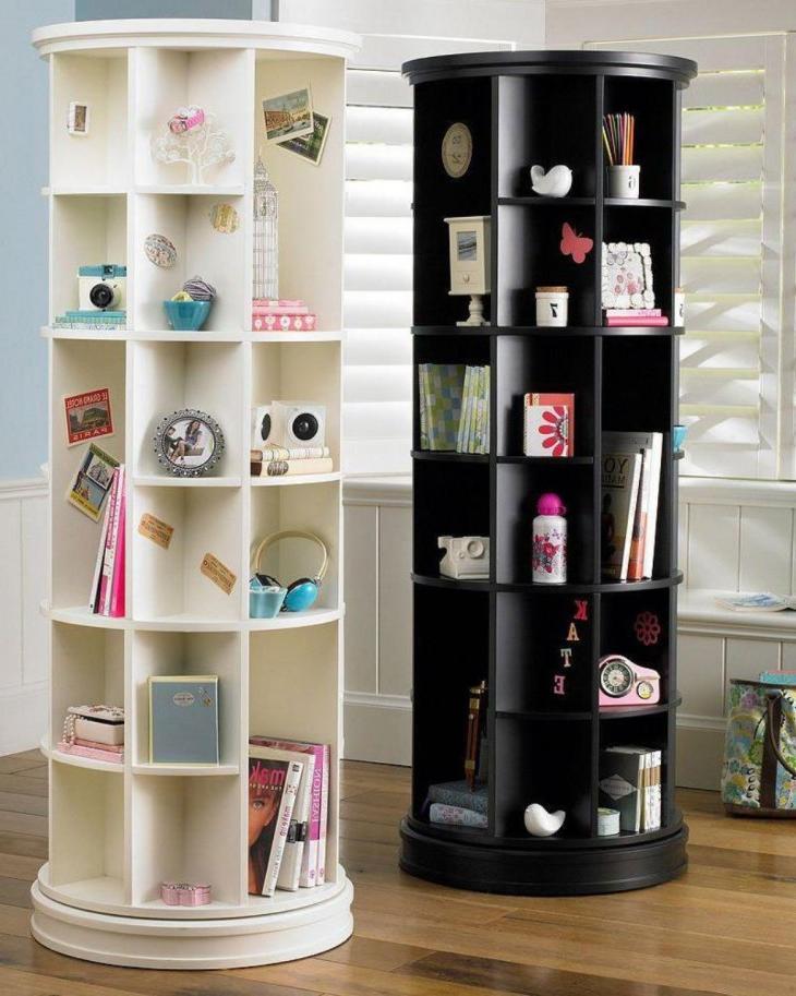 creative wall shelving ideas