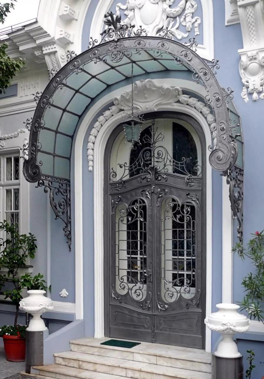 porch door decor ideas