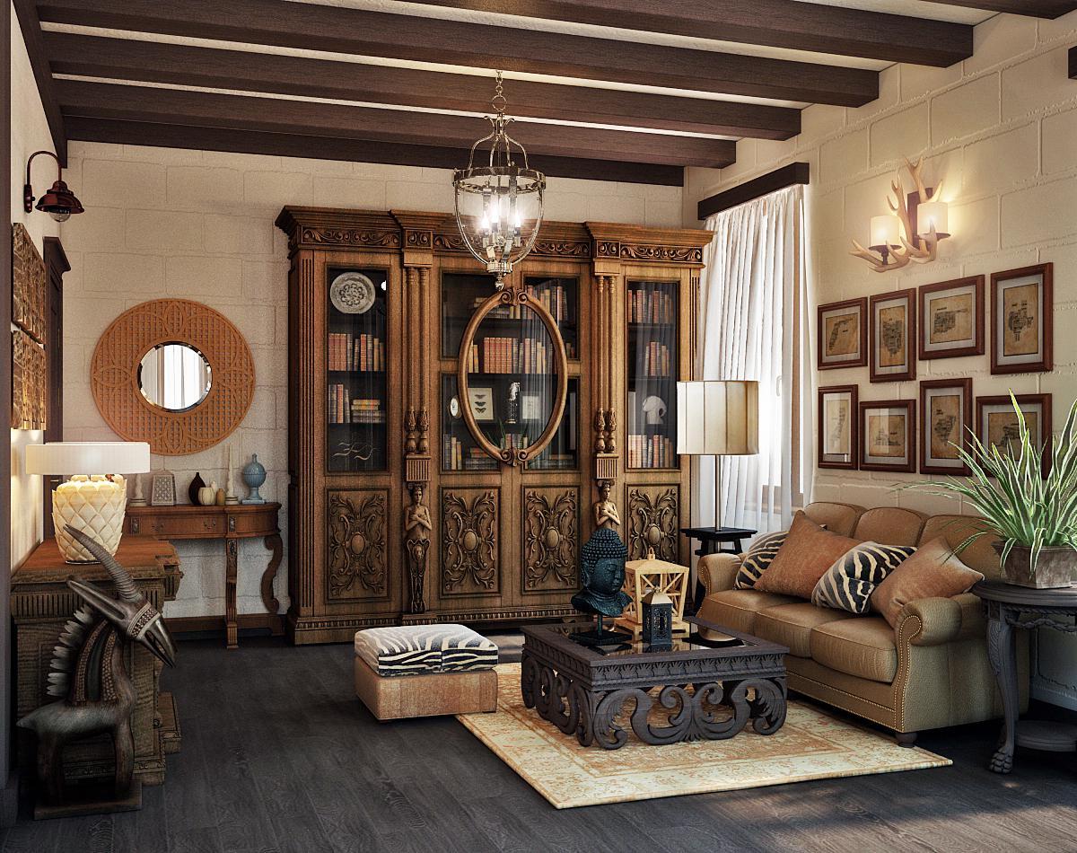 rustic antique furniture