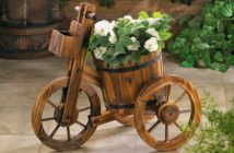 victorian wooden plant stands