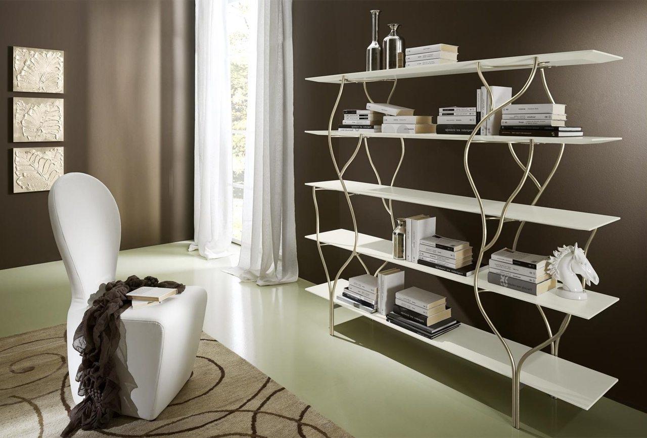 wall shelving display ideas
