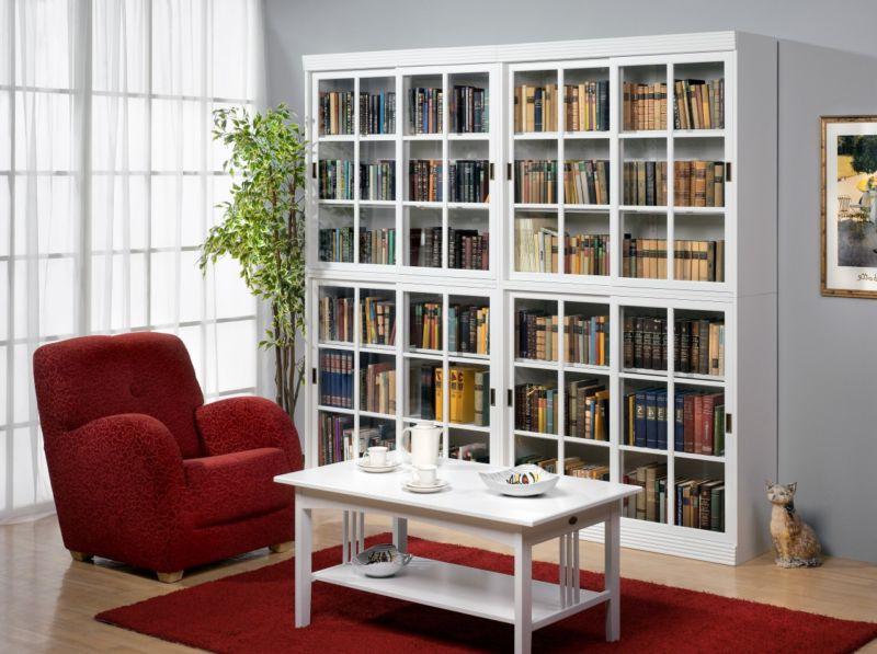wall shelving for books