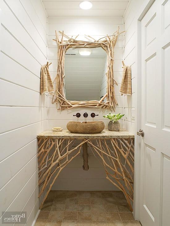 DIY bathroom vanities