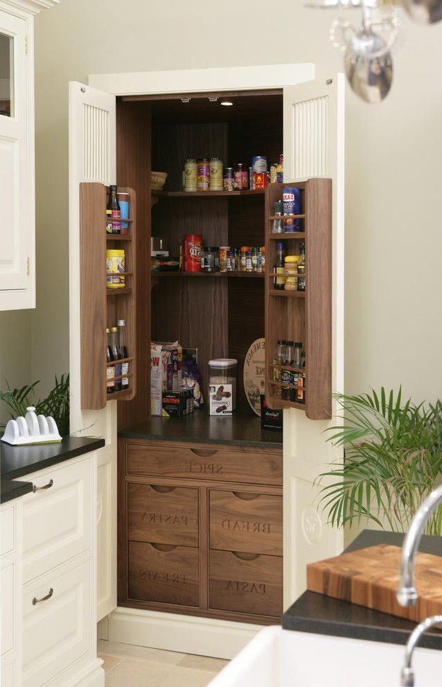 Storeroom in the kitchen