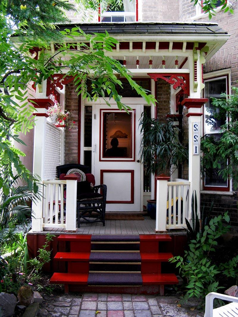Wonderful front porch ideas