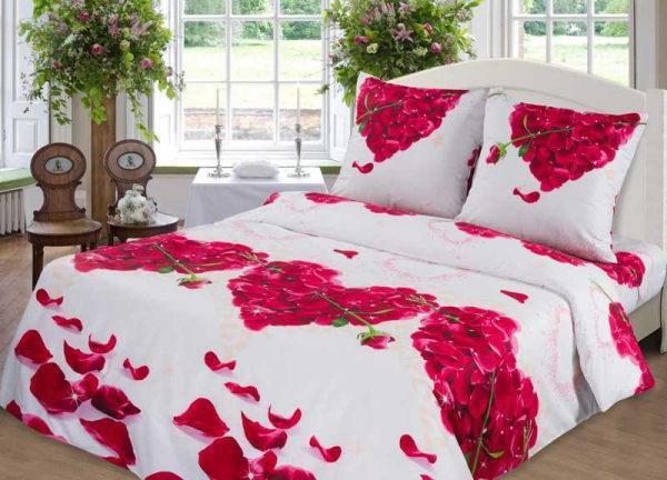 bedding set art design