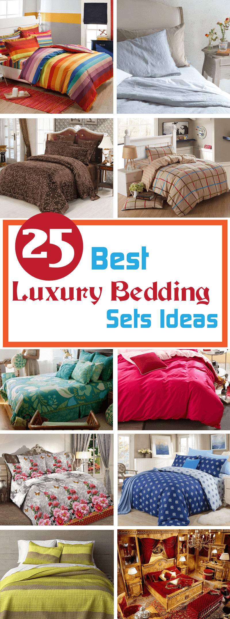 best luxury bedding sets ideas