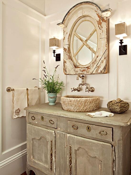 cheap rustic bathroom vanity