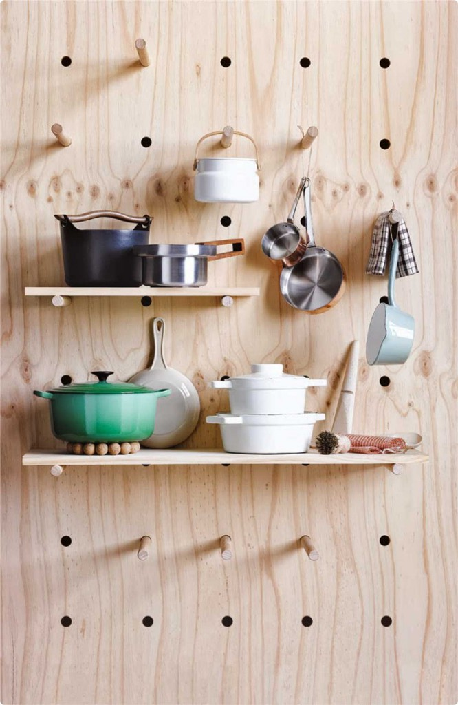 clever small kitchen storage ideas