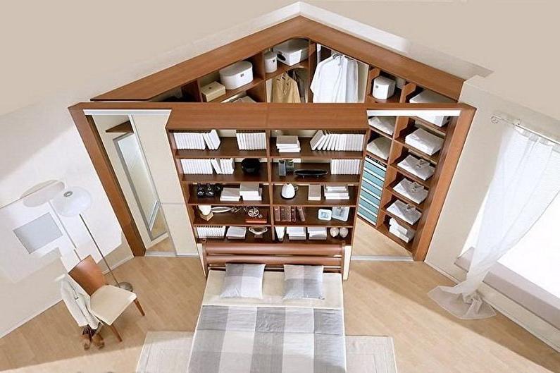 corner room storage ideas