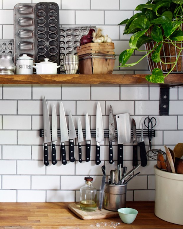 creative storage ideas for a small kitchen