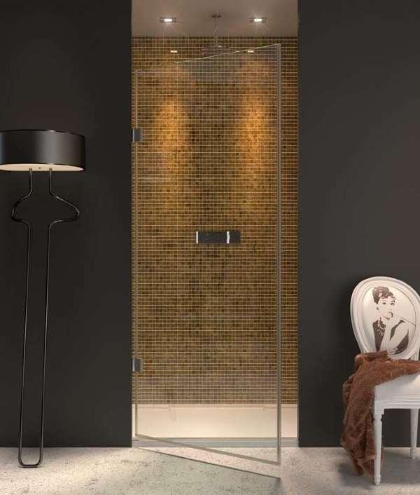 custom shower glass