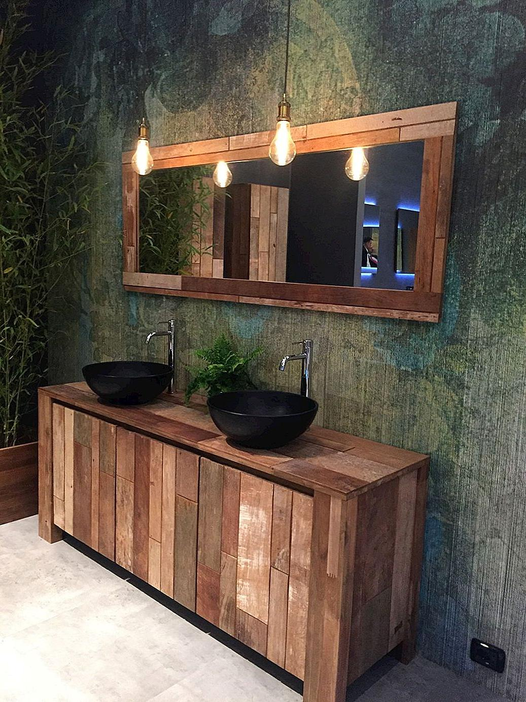 24 Best Rustic Bathroom Vanity Ideas To Try Right Now Interiorsherpa