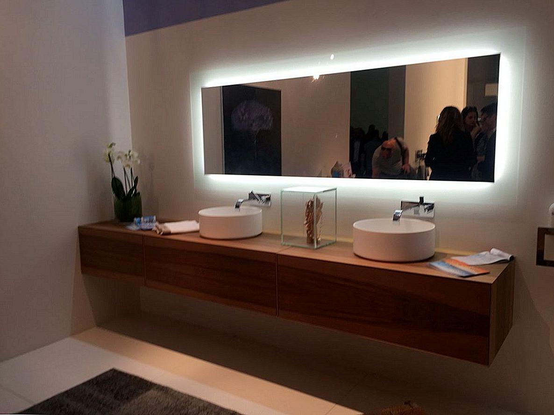 double sink rustic bathroom vanity