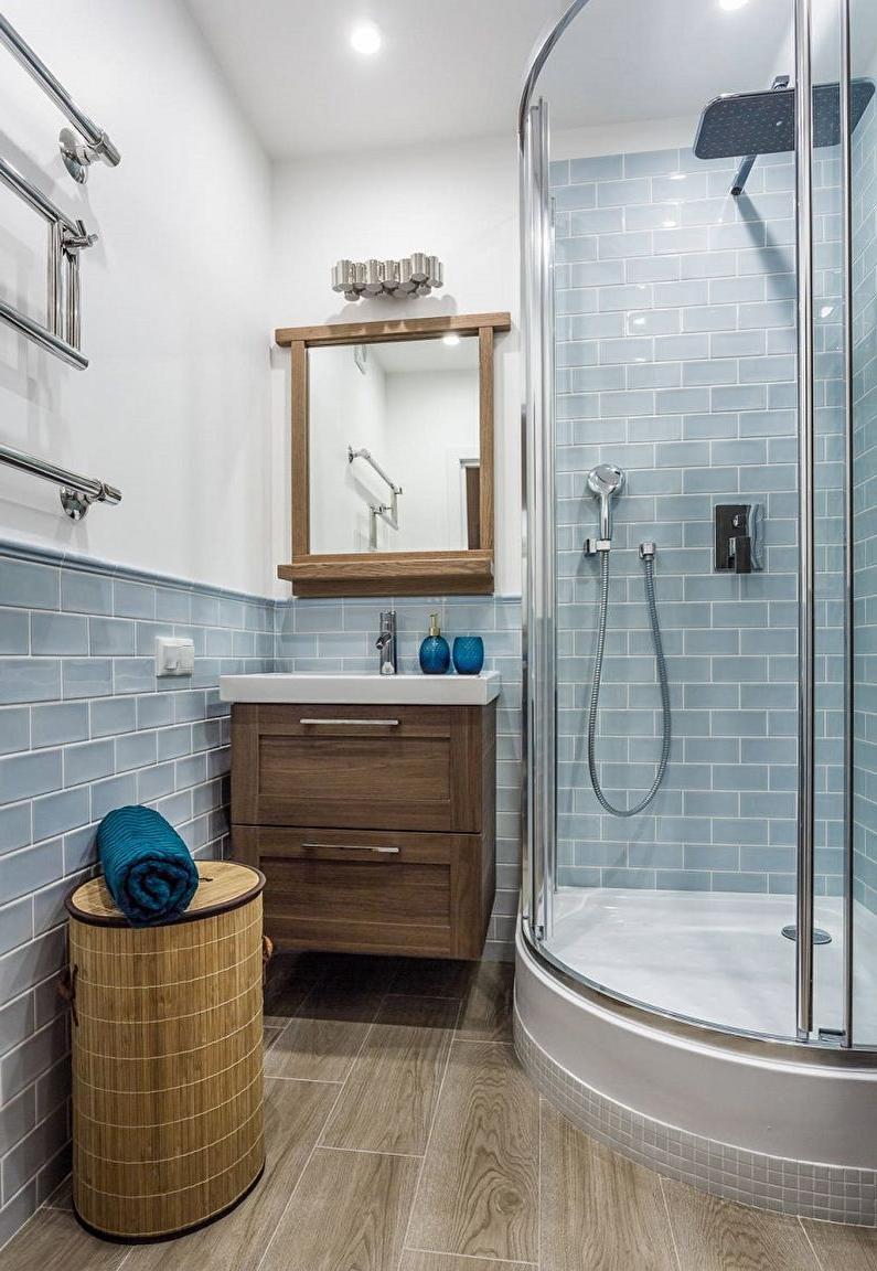 farmhouse bathroom vanity decor