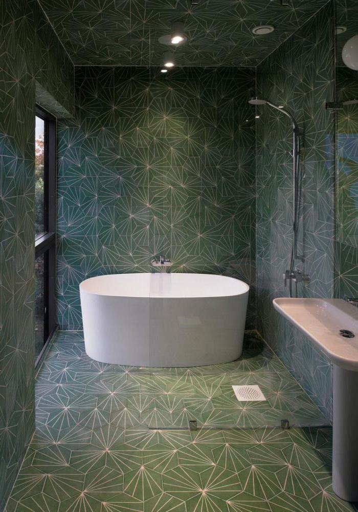 farmhouse bathroom vanity for narrow space