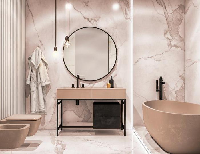 farmhouse master bathroom vanity