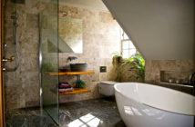 glass shower doors frameless ideas