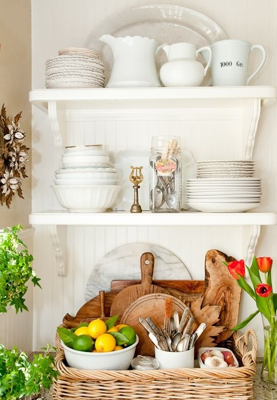 kitchen storage ideas for small appliances