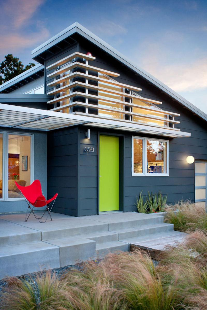 modern front porch ideas for small houses