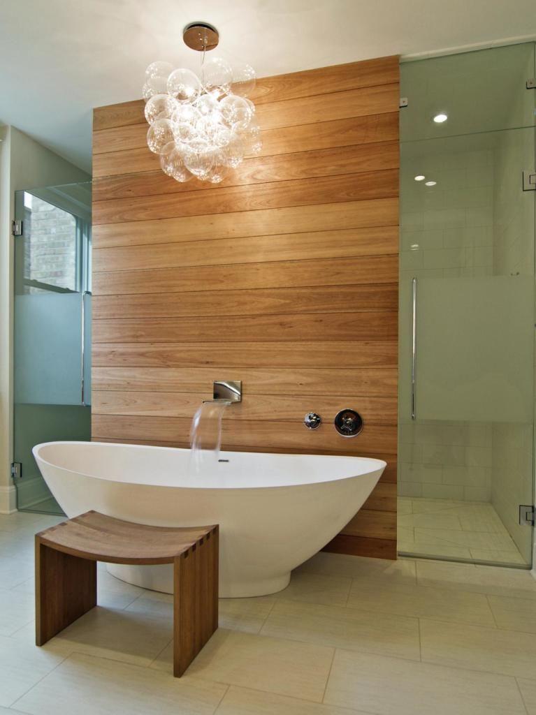 shower more intimacy, part of the glass door