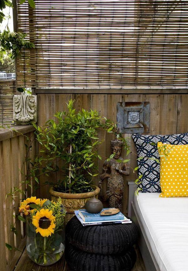 small front porch flower ideas