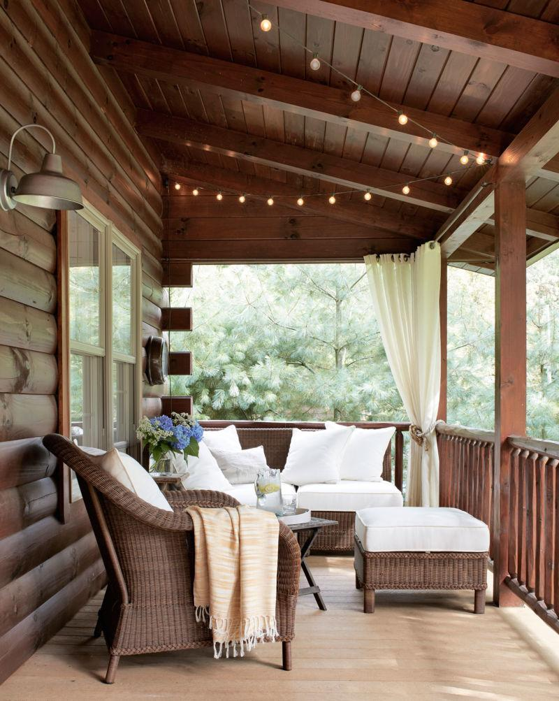 small front porch roof ideas