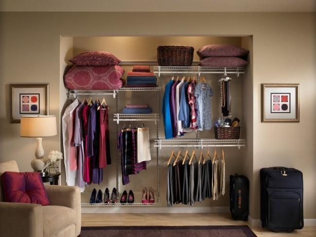 storage ideas small apartment