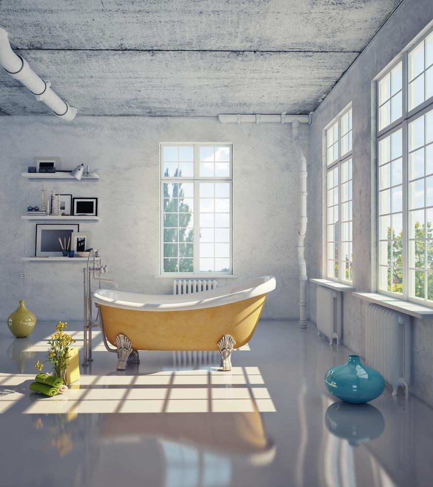vintage farmhouse bathroom vanity