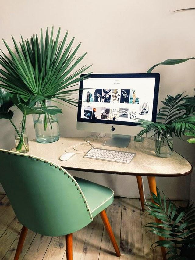 Eco Friendly Home Office Organization Ideas