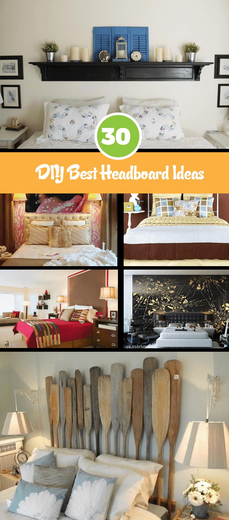 best diy headboard ideas