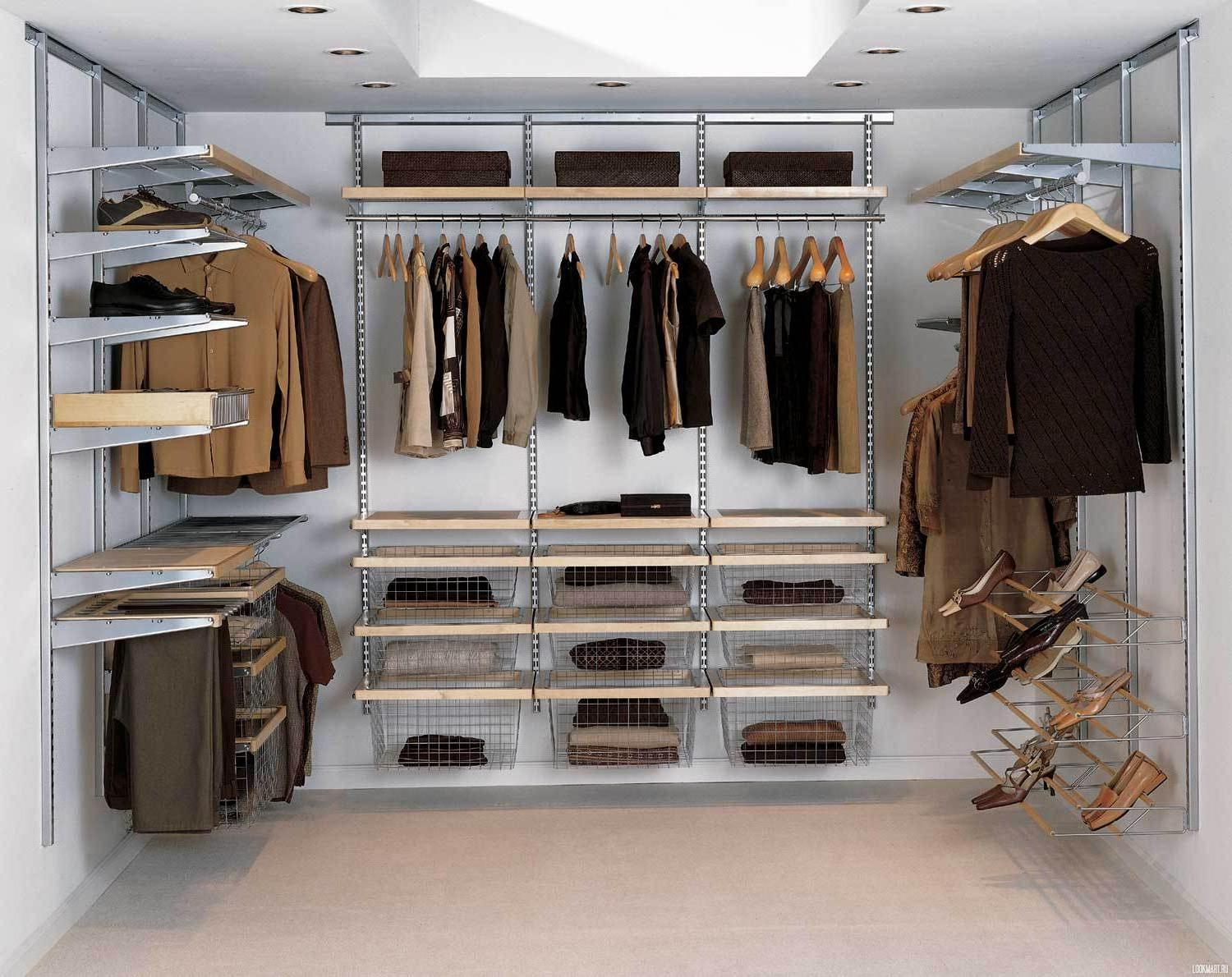clever wardrobe ideas for small rooms