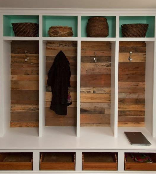 creative entryway storage ideas