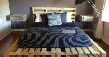 diy headboard ideas with pallets