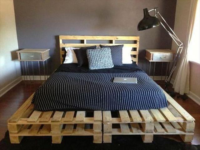 diy headboard ideas with pallets