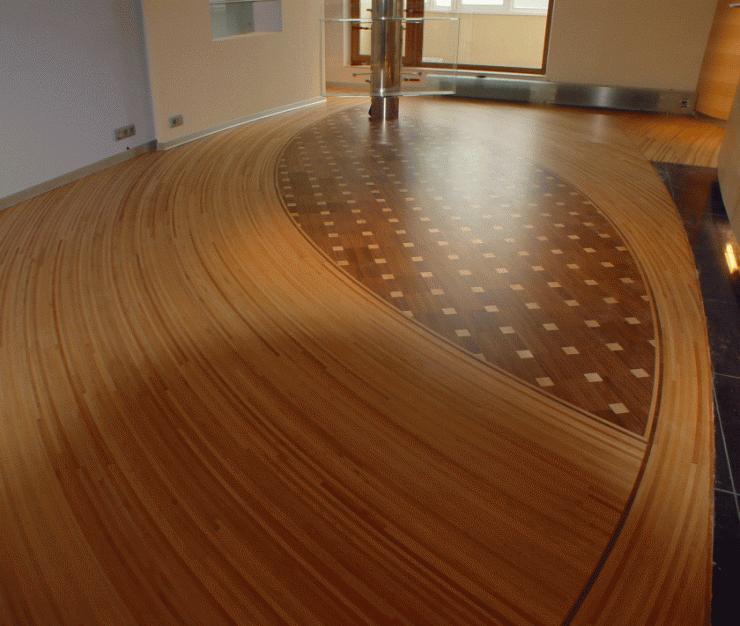 Creative Cork Floor
