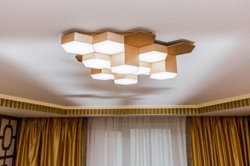 Creative Kitchen Chandelier